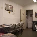 Inside training room